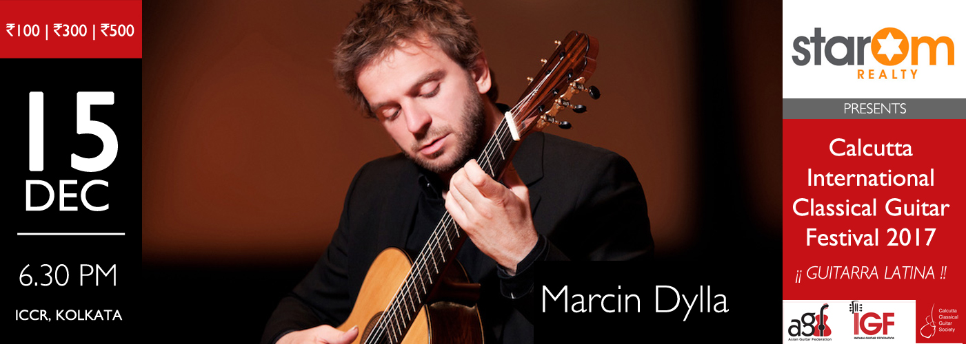 Book tickets to Marcin Dylla concert